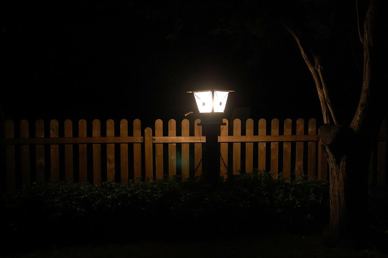 Lampy ozdobne do ogrodu