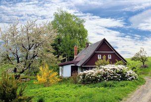 Najpiękniejszy ogród wiosną