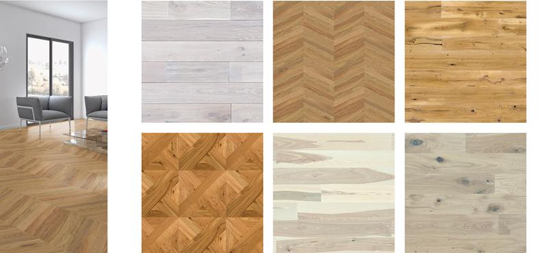Podłogi drewniane, cena od 69 zł/m2