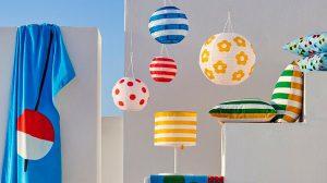 Zachowaj lato na dłużej z IKEA. Tegoroczna kolekcja SOMMAR pozwoli uchwycić ulotne letnie chwile.